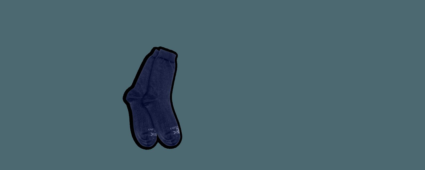 Blue Sock 1
