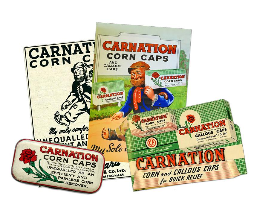 Vintage Carnation Collection
