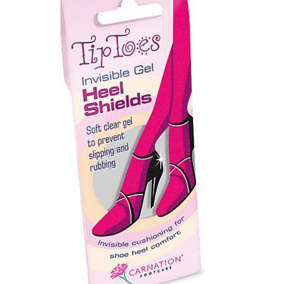 Tip Toes Gel Heel Shields